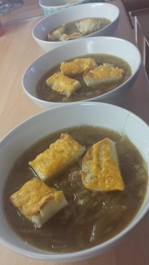 Tuscan Onion Soup