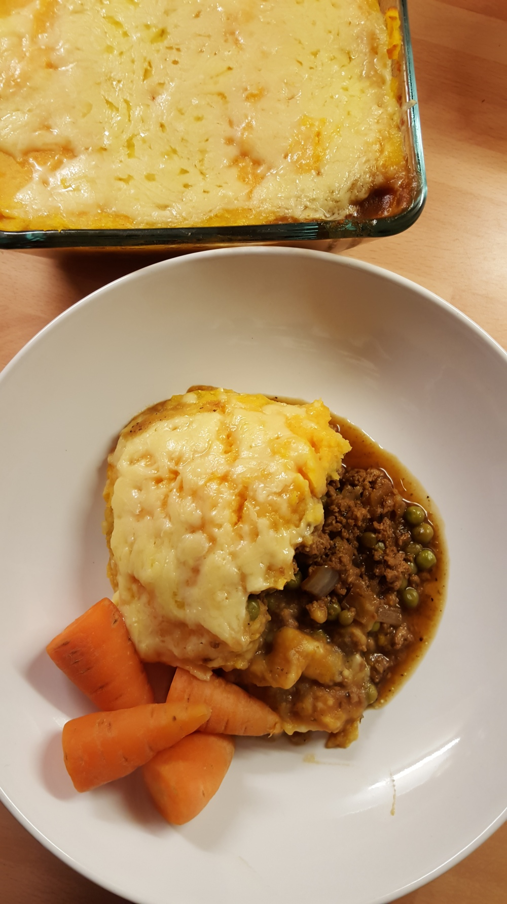 Quorn Shepherds Pie
